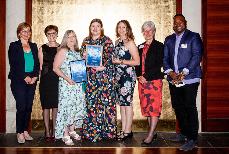 Quality in Health Awards 2018 person centred