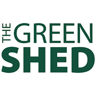 The Green Shed logo