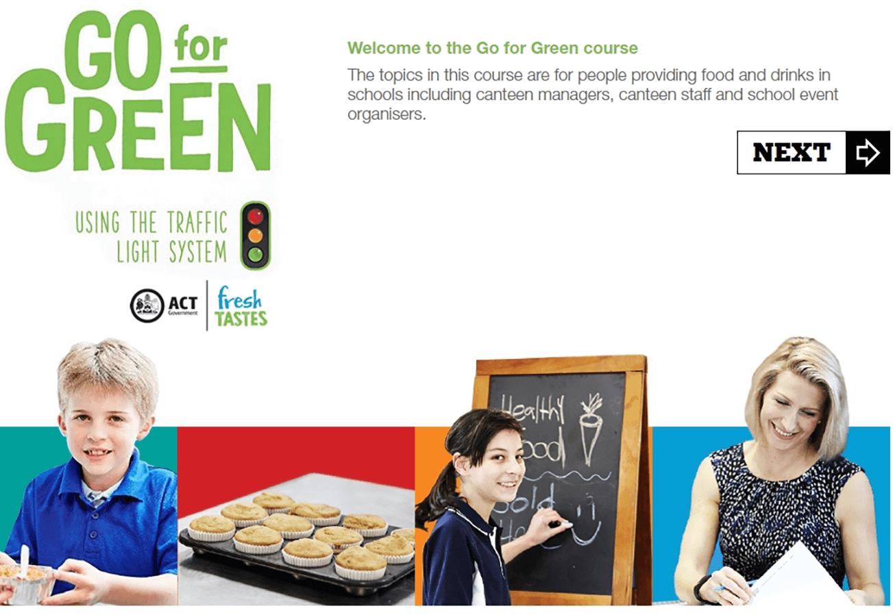 Go for Green online course
