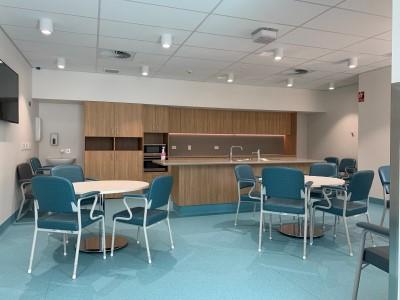 Ward 14b kitchen