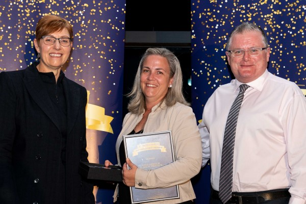Excellence in Clinical Practice, Nicole Shiels