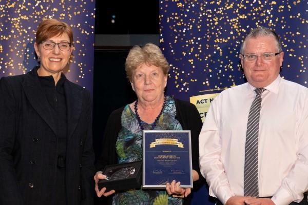 Excellence in Leadership Practice, Wendy Beckingham