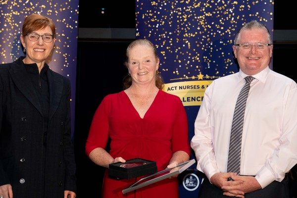Excellence in Management Practice, Nicole Slater