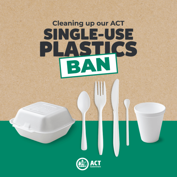 Single use plastics ban