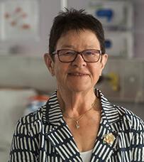 Professor Kim Usher