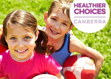 healthier choices canberra